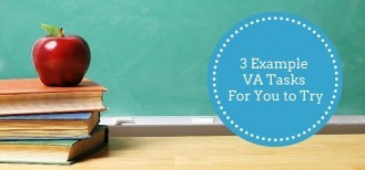 3 Example VA Tasks For You to Try